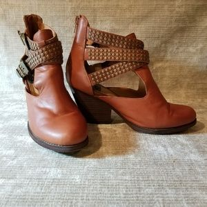 Jeffrey Campbell Vintage collection booties